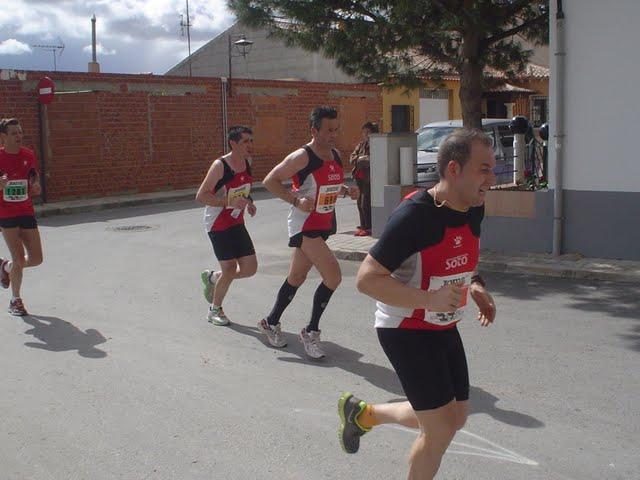 Media Maratón, Almagro