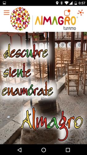 App turistica Almagro