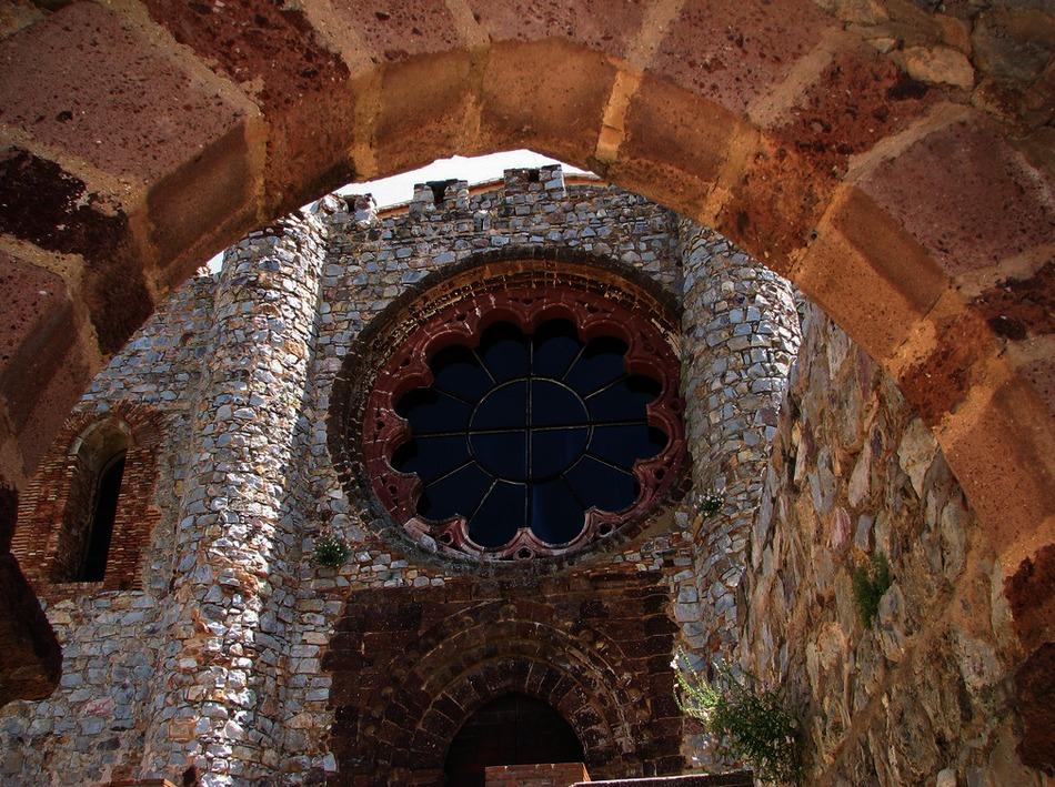 Sacro-Convento Castillo de Calatrava la Nueva