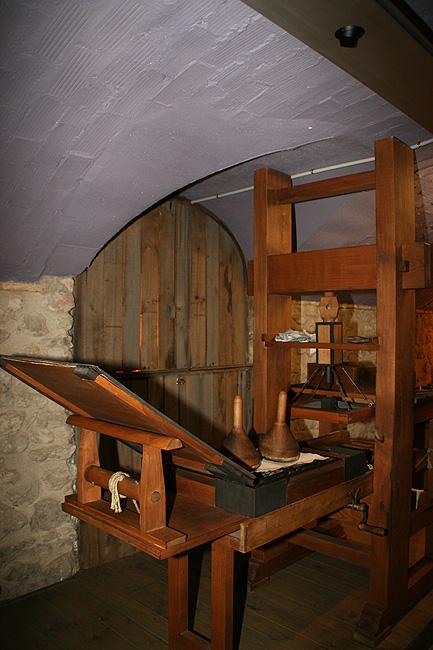 Museo del Quijote - Biblioteca Cervantina